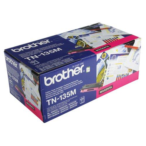Brother TN-135M / TN135M Magenta Toner