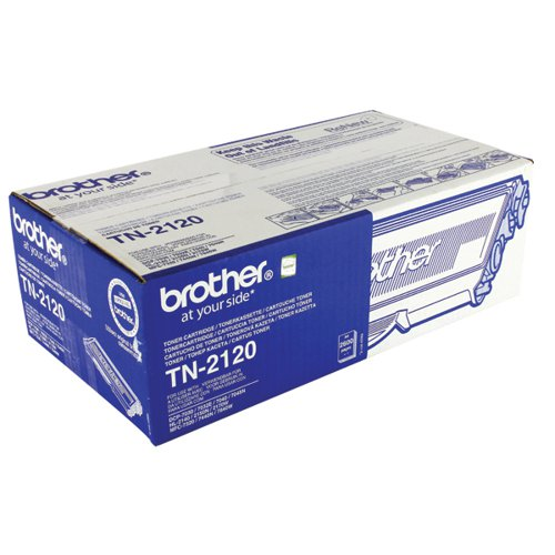Brother TN-2120 / TN2120 Black Toner