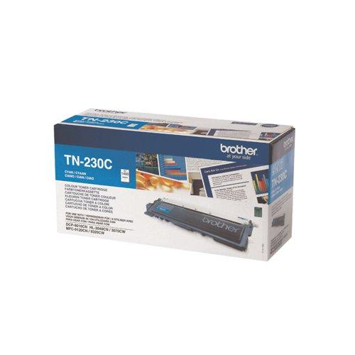 Brother TN-230C / TN230C Cyan Toner
