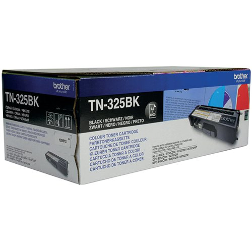 Brother TN-325BK / TN325BK Black Toner