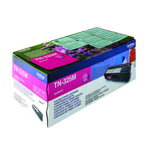 Brother TN-325M / TN325M Magenta Toner