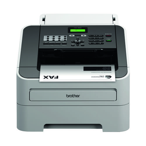 Brother FAX-2840 Laser Fax FAX2840ZU1
