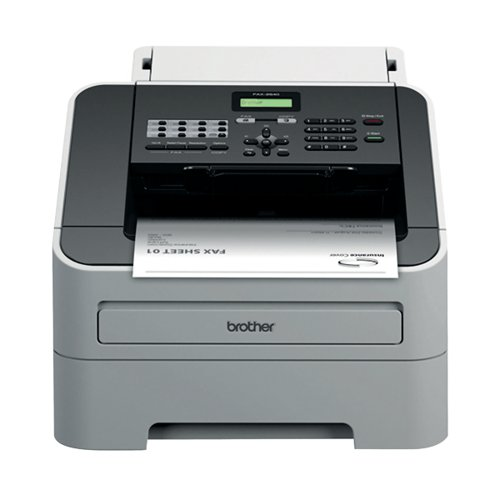Brother FAX-2940 Laser Fax FAX2940ZU1