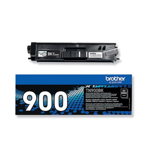 Brother TN-900 Black Super Toner Cartridge High Capacity TN900BK