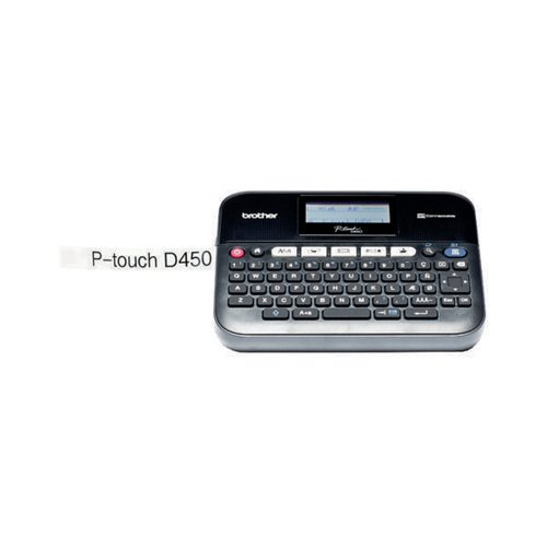 Brother P-Touch PT-D450VP Label Printer