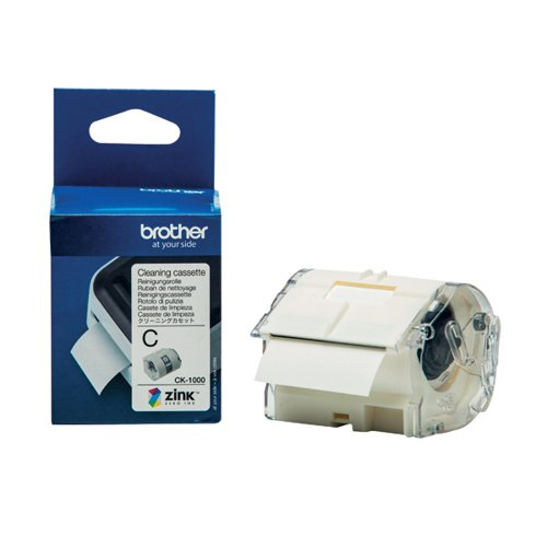 Brother CK1000 Cleaning Cassette 50mm