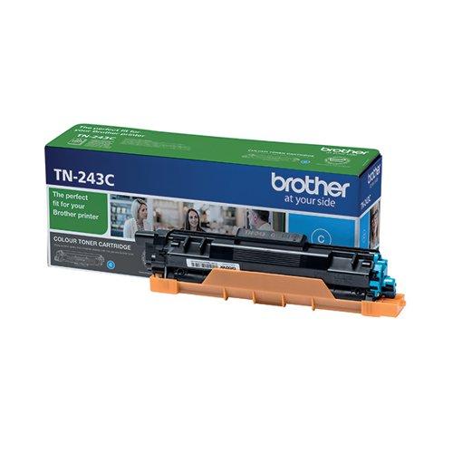 Brother TN243CMYK Colour Toner 4x1K Multipack