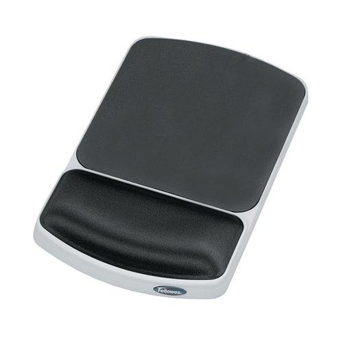 Fellowes Premium Graphite Mouse Pad/Rest