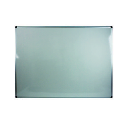 Bi-Office Aluminium Trim Drywipe Board 1200x900mm MB0512170