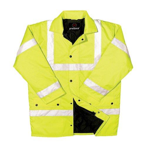 Constructor Jacket Saturn Yellow XXL