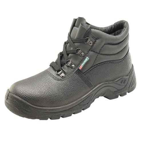 Mid Sole 4 D-Ring Boot Black Size 7 CDDCMSBL07