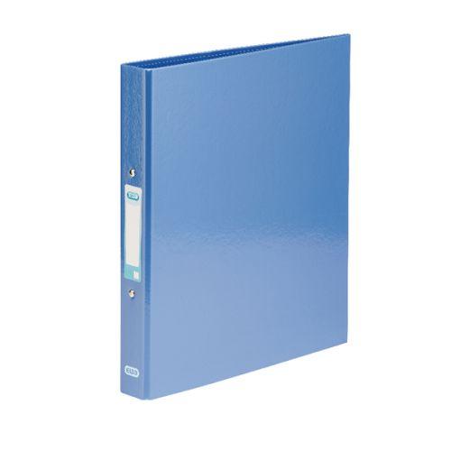 Elba Classy Ringbinder A4 Met Blue 3FOR2 (Pack 2 + 1) BX810420