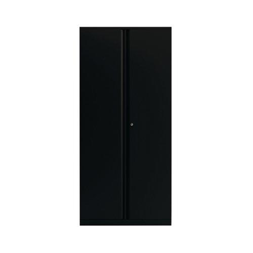 Bisley 2 Door 1970mm Cupboard Empty Black KF78717
