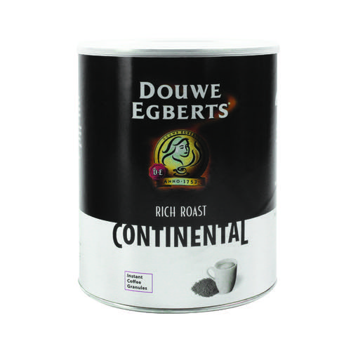 Douwe Egberts Continental Rich Roast Coffee 750g 4011111