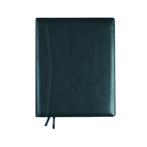 Collins Elite Diary Day Per Page Executive Black 2021 1100V