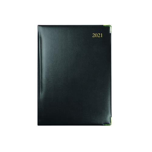 Collins Classic Diary Week to View Appointment Manager 2021 1210V