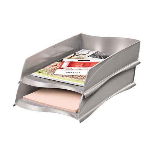CEP Ellypse Xtra Strong Letter Tray Taupe 1003000201