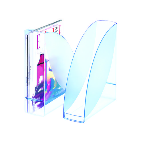 CEP Ice Blue Magazine Rack 674i Blue