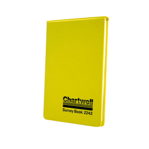 4x6.5 Inches Chartwell Survey Book 2242