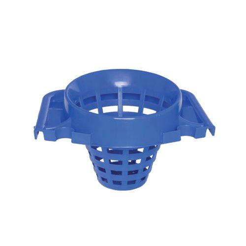 2Work Blue Mop Bucket Wringer 15L