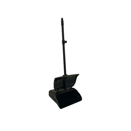 Lobby Dustpan and Brush Set (Soft brustles on brush, Lid on dustpan) HDLP.01