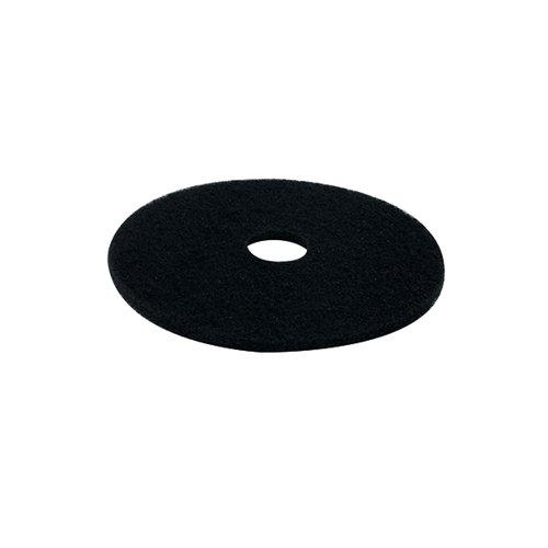 3M Stripping Floor Pad 430mm Black (Pack of 5) 2ndBK17