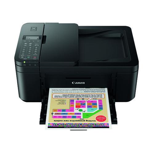 Canon PIXMA TR4550  Multi-Functional Inkjet Printer Black CO11877