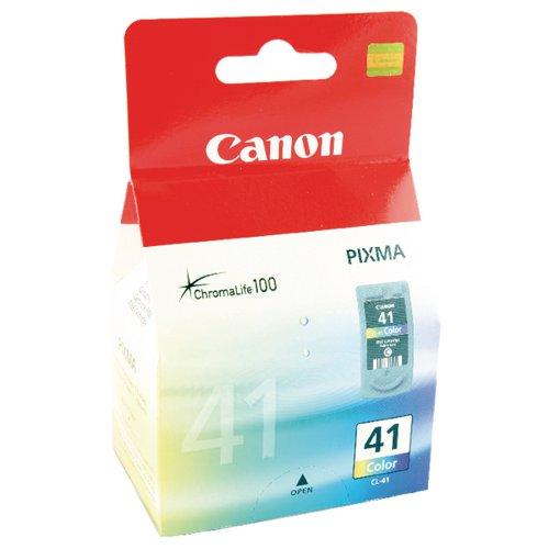 Canon CL-41 CMY Colour Ink Cartridge 0617B001