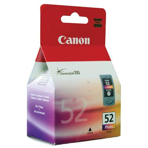 Canon CL-52 Photo Colour Ink Cartridge 0619B001