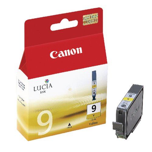 Canon PGI-9Y Yellow Inkjet Cartridge 1037B001