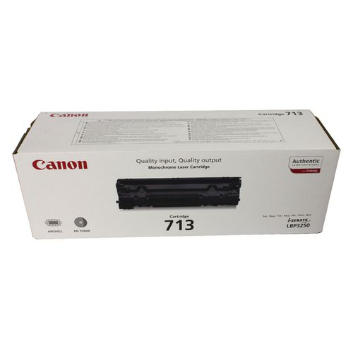 Canon 713 Black Toner Cartridge 1871B002