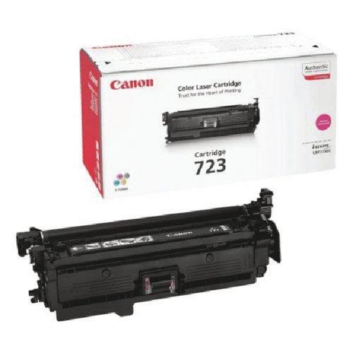 Canon 723M Magenta Toner Cartridge