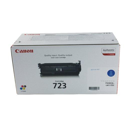 Canon 723C Cyan Toner Cartridge