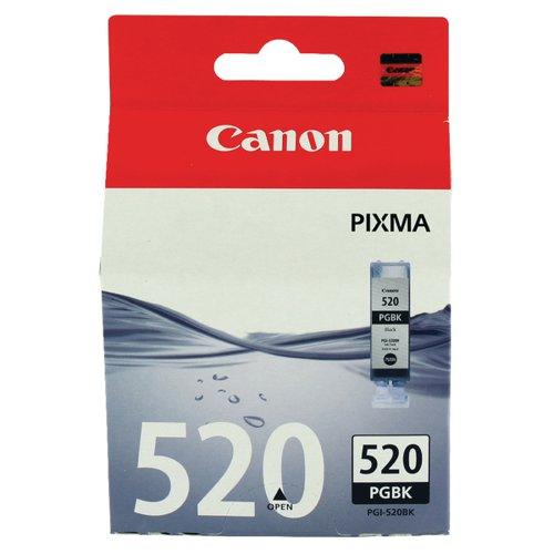 Canon PGI-520BK Black Ink Cartridge 2932B001