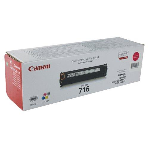 Canon 716M Magenta Toner Cartridge