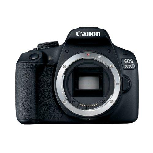 Canon EOS 2000D Digital SLR Camera Body 2728C004AA