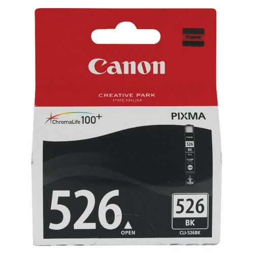Canon CLI-526BK Black Inkjet Cartridge