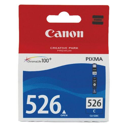 Canon CLI-526C Cyan Inkjet Cartridge