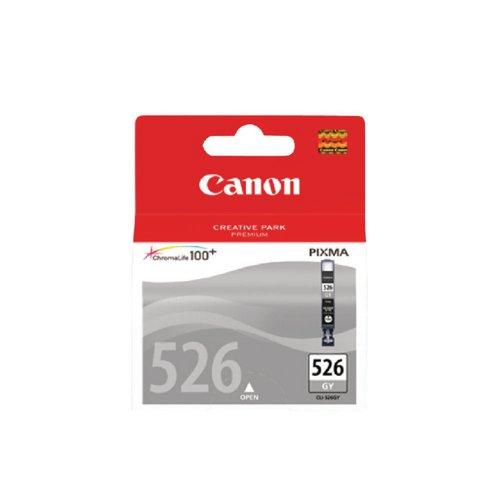 Canon CLI-526GY Grey Inkjet Cartridge