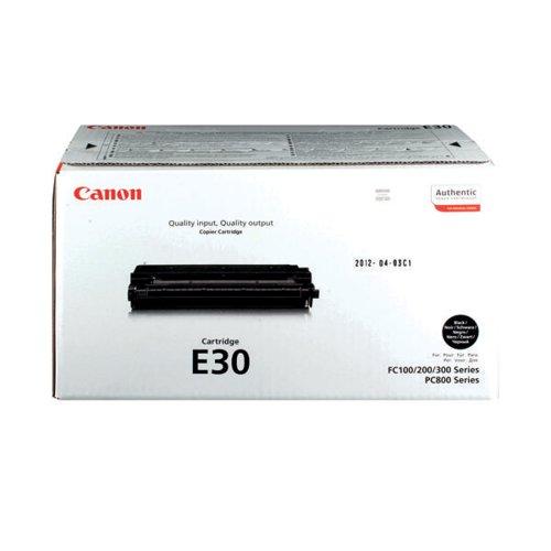 Canon E30 Black Toner Cartridge
