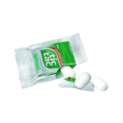 Tic Tac Mini 4 Pieces PK1000