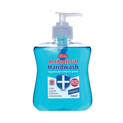 Antibacterial Hand Wash 250ml Pk2