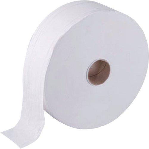 ValueX Jumbo Toilet Roll 2Ply White (Pack 6)