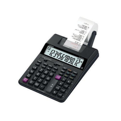 Casio HR-150RCE Printing Calculator Black HR150 RCE