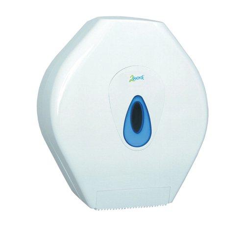 2Work Mini Jumbo Toilet Roll Dispenser CT34014