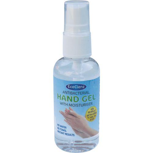 EcoClenz Antibacterial Hand Gel 50ml HG50