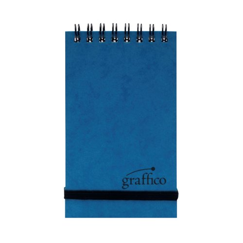 Graffico Twin Wire Pocket Notebook 120 Pages A7 123-0426