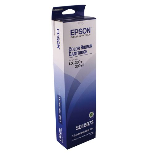 Epson Fabric Ribbon Cartridge Colour LX-300 S015073 C13S015073