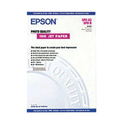 EPSON A2 PHOTO QUALITY INKJET PAPER PK30