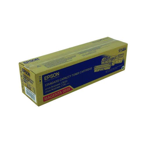 EPSON ACULASER C1600/CX16 MAGENTA TONER